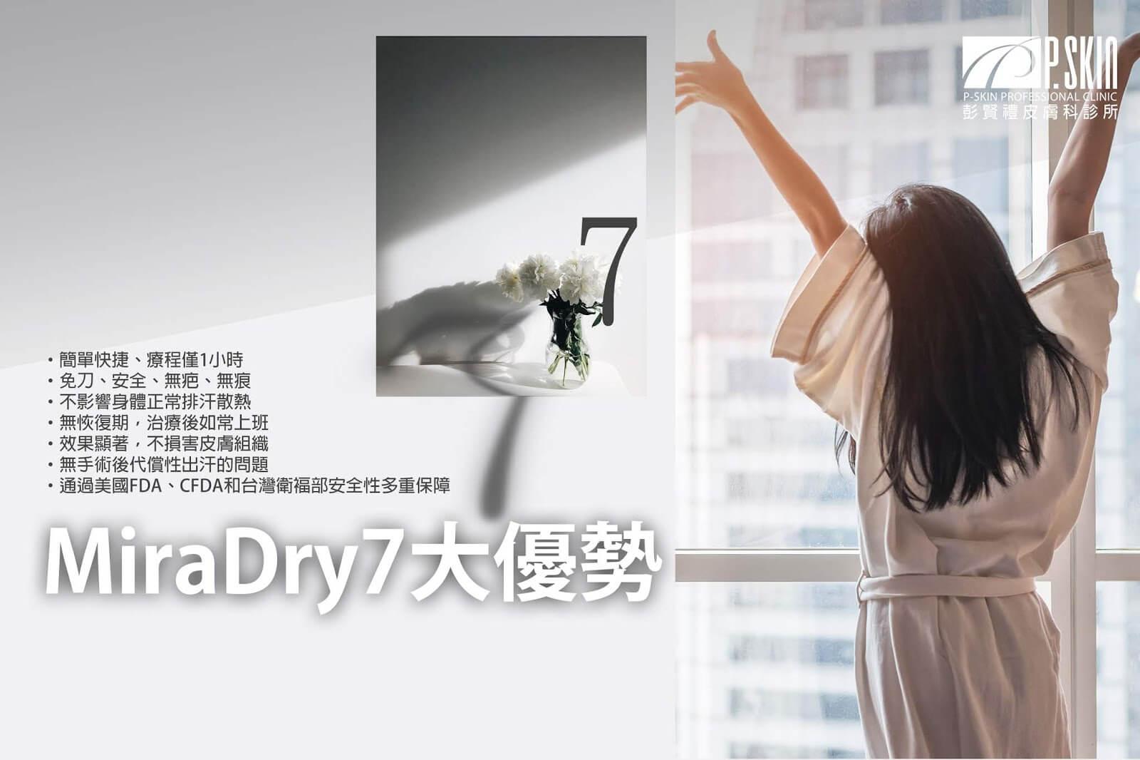 國際皮膚科彭賢禮清新微波7大優勢