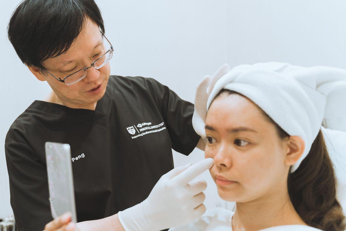 彭賢禮醫生治療眼周問題